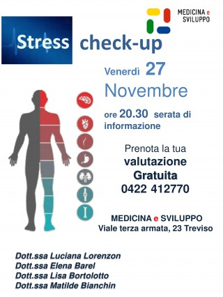 Stress check-up